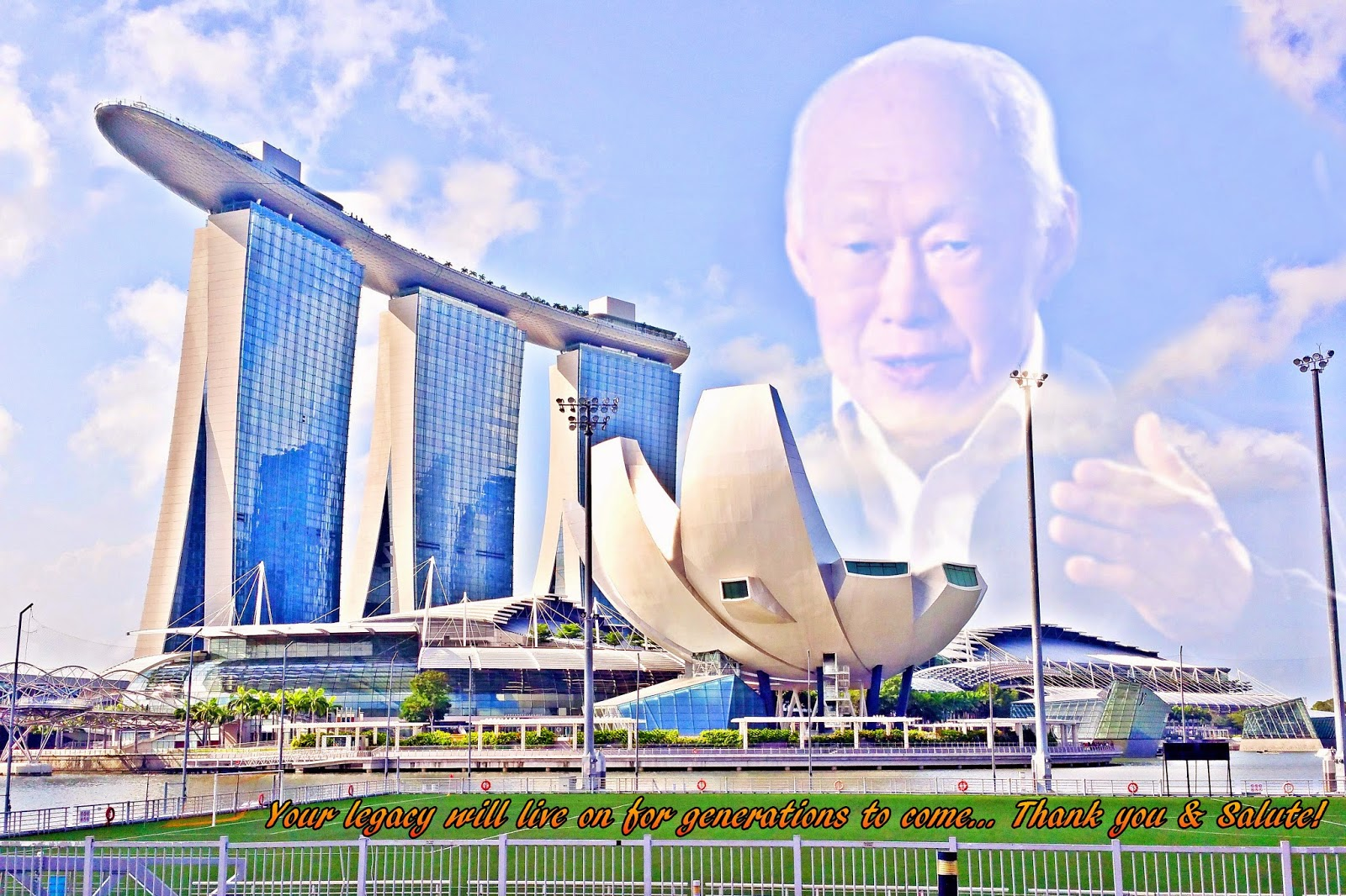Singapore and Our Founding Father Lee Kuan Yew