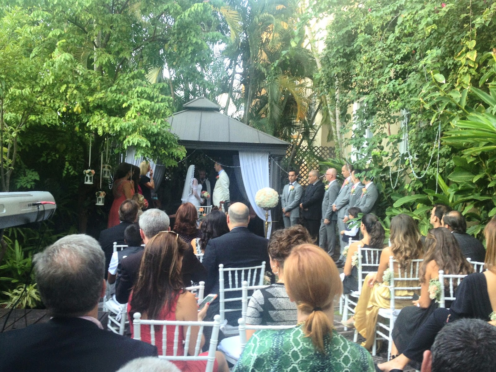 Liber Music Events: A Beautiful Wedding Ceremony At Cadet