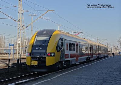 EN77-004, Przewozy Regionalne, stacja Oświęcim