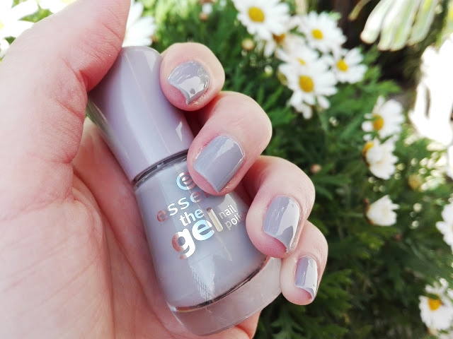Verniz Essence the gel nail polish