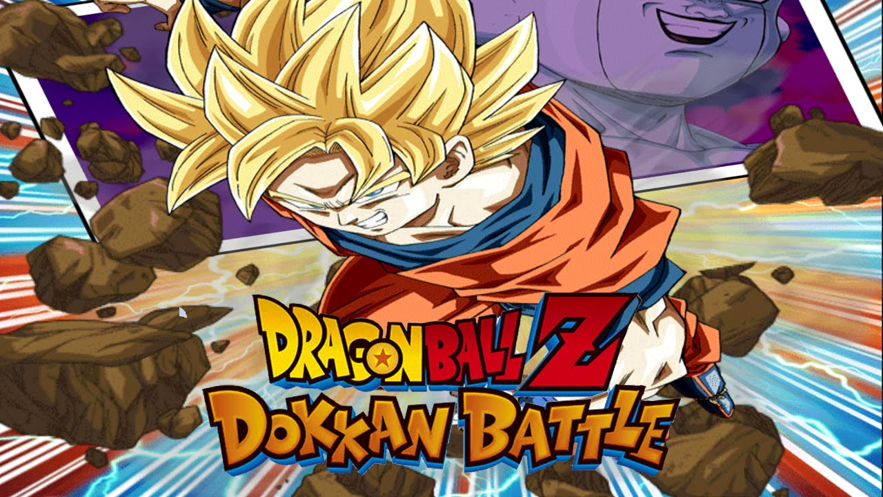 Download DRAGON BALL Z DOKKAN BATTLE full apk! Direct