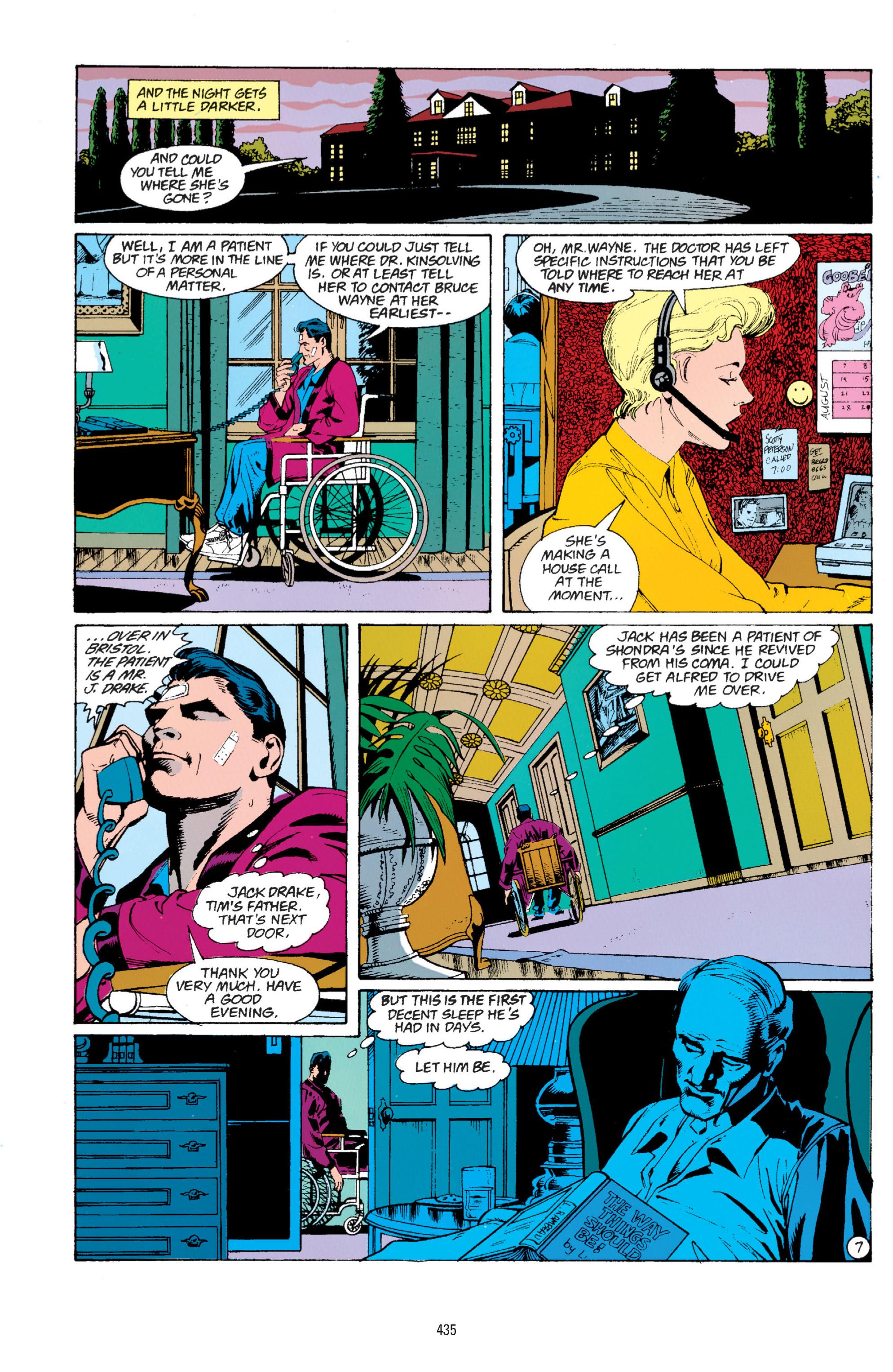 Detective Comics (1937) 665 Page 6