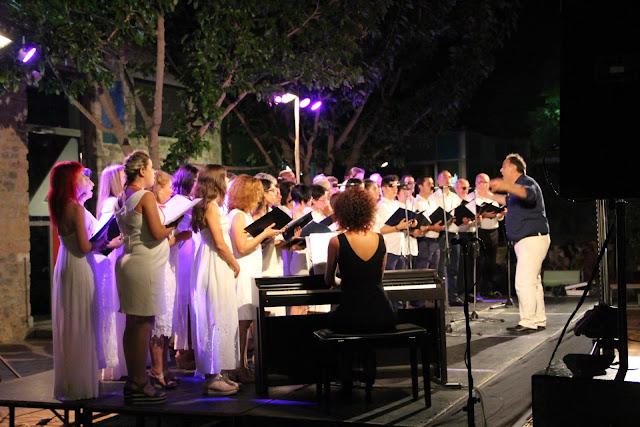 Συναυλία αφιέρωμα στον Μίκη Θεοδωράκη από το Χορωδιακό Εργαστήρι Ναυπλίου