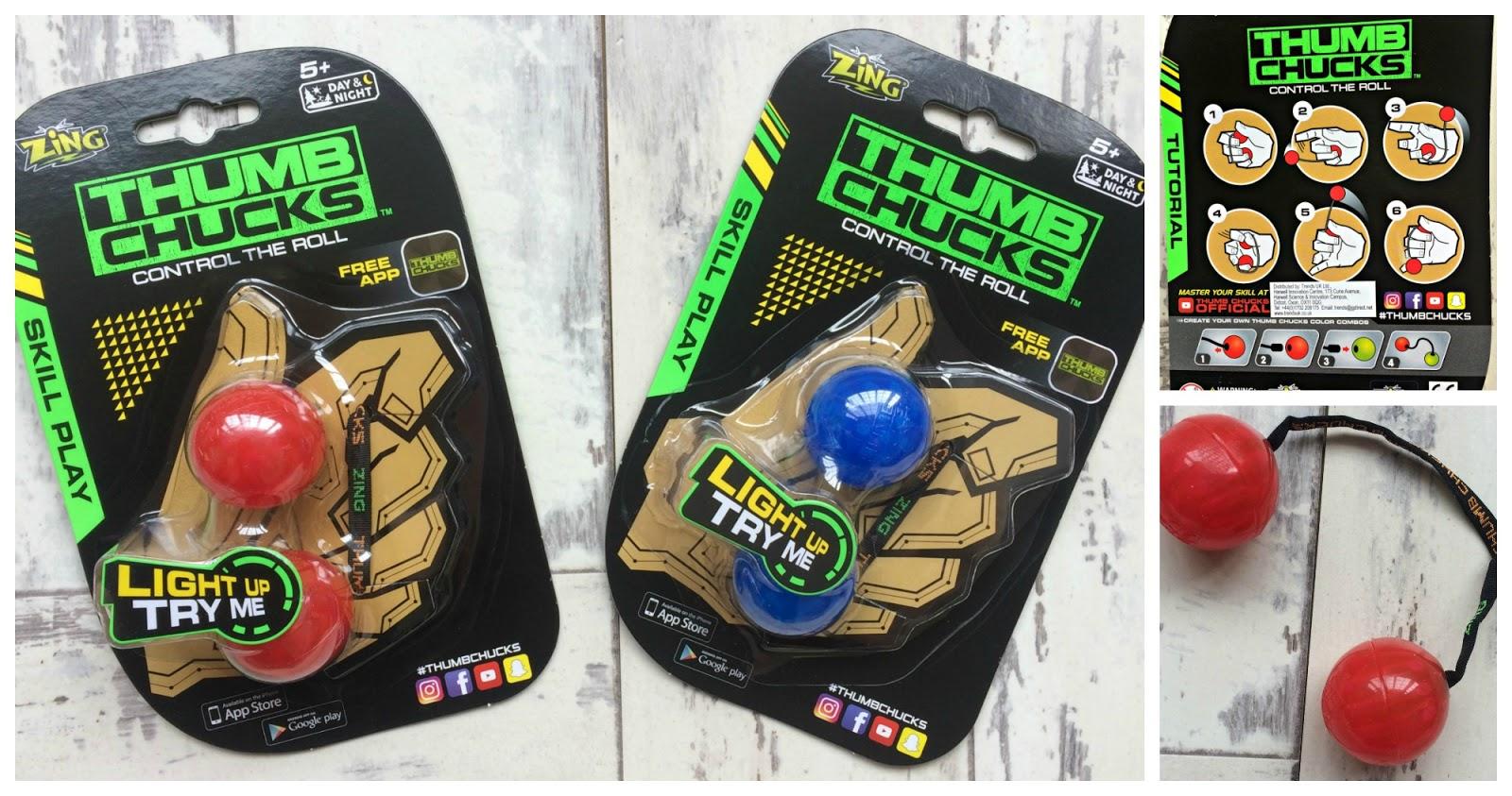 Fidget Toys #thumbchucks #fidgetspinners