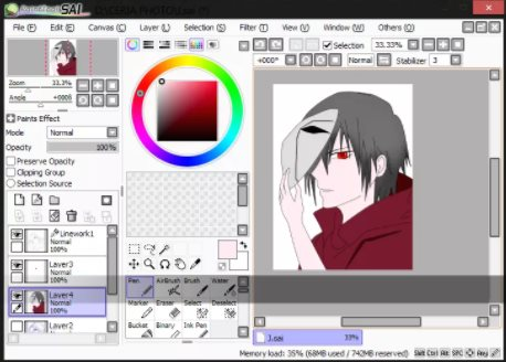 paint sai free download full version