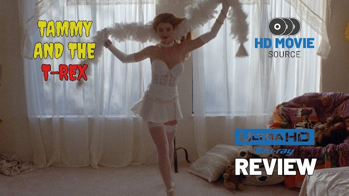 Tammy and the T-Rex 4K (1994) Ultra HD Blu-ray Review: The Basics