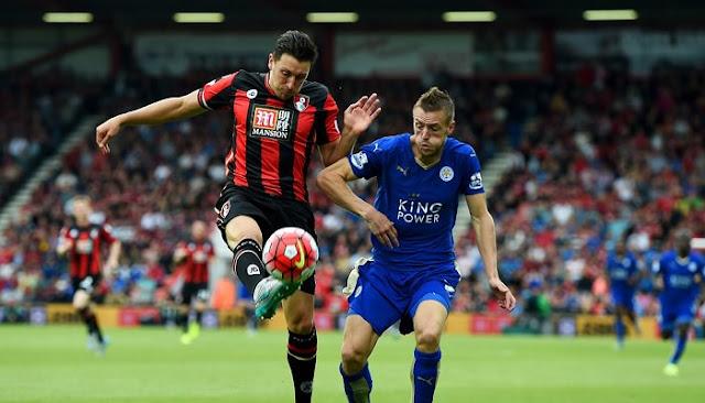 AFC Bournemouth vs Leicester City en vivo Premier League 30 Septiembre