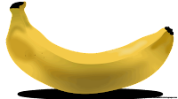 clipart for banana