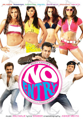 NO ENTRY 2005 watch full hindi movie salman khan