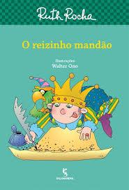Contação de história O REIZINHO MANDÃO DE RUTH ROCHA