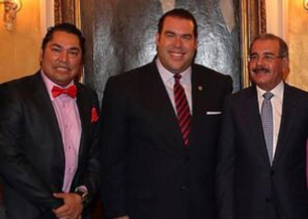 El Pachá en apoyo total a la reelección de Danilo Medina