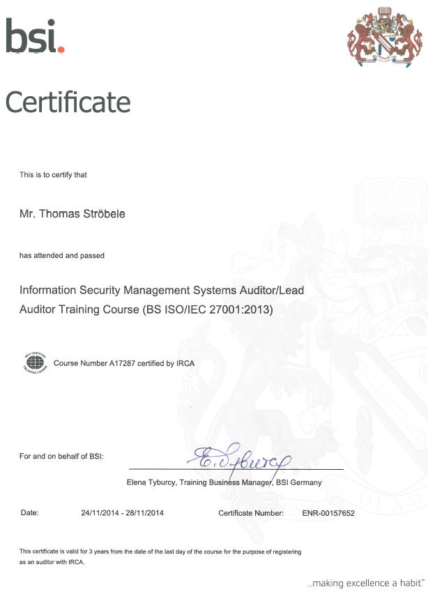 Mein Datenschutz-Blog: yourIT stellt mit Thomas Ströbele ab sofort ...