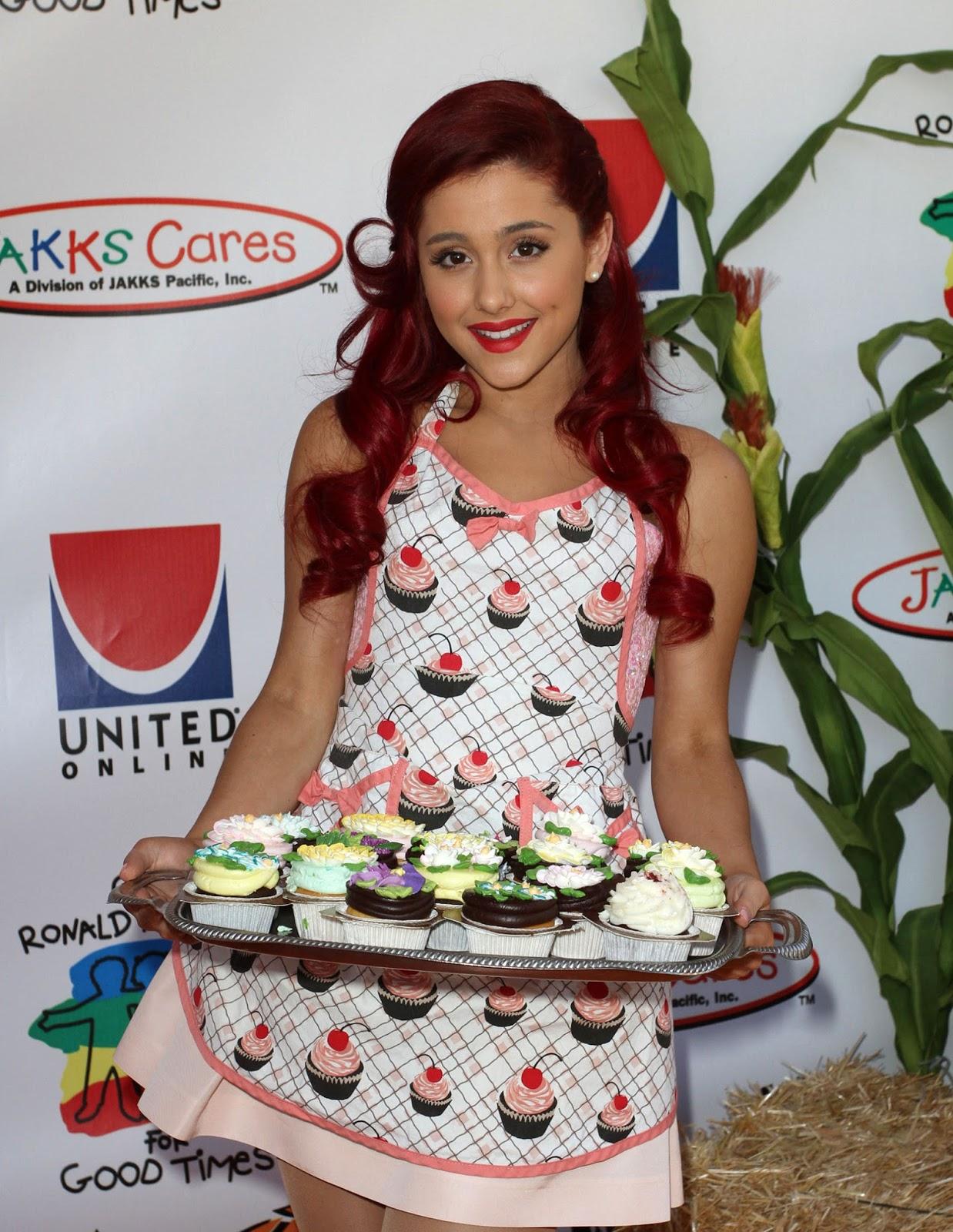 Ariana Grande Halloween Carnival