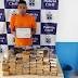 Homem é preso em flagrante com 70 kg de maconha em Serrinha