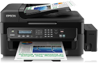 Resetter Epson L550 Driver Download