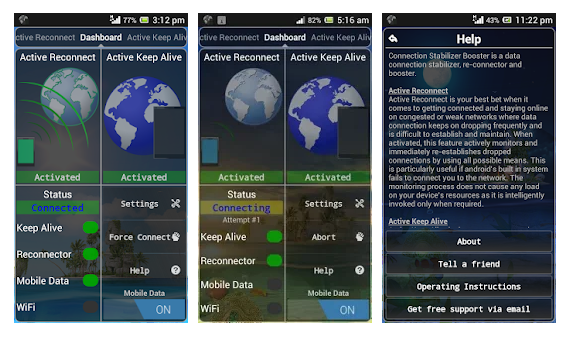Aplikasi Penguat Sinyal Android H+ 4G LTE 2020 Terbaik ...