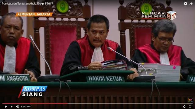 Hakim Pengadilan Tinggi Denpasar Dwiarso Budi Santiarto