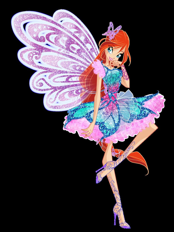 winx club fairies bloom butterflix