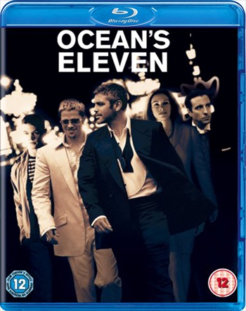 Download Ocean's Eleven 2001 Dual Audio Hindi 720p BRRip 900mb