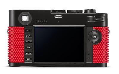 Leica M-P Grip by Rolf Sachs