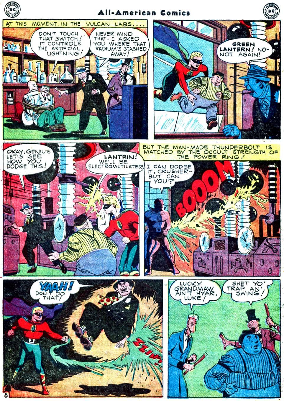 Read online All-American Comics (1939) comic -  Issue #78 - 10