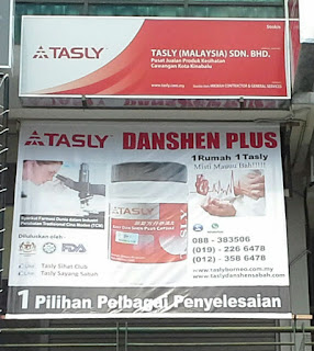 stokis Tasly Inanam Taipan Sabah