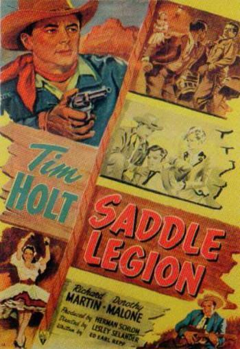 Saddle Legion 1951 Review