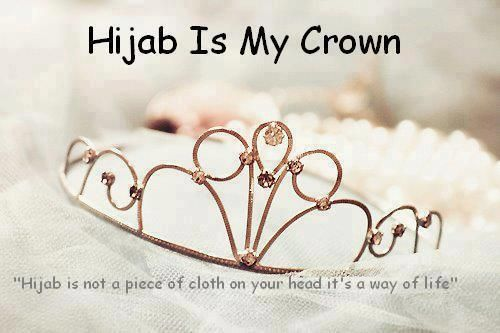 With Hijab You Are A Queen