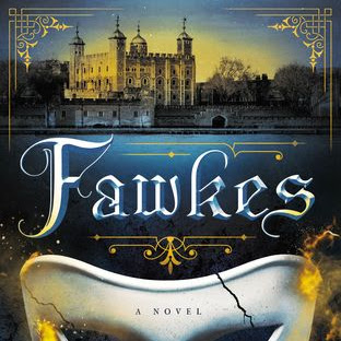 FAWKES - by Nadine Brandes