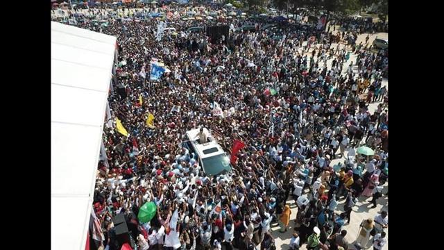 Batam Bergelora! Prabowo: Ramalan Survei Salah Semua