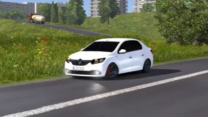 Renault Symbol 1.5 Dci car mod