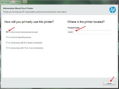 Cara install driver printer hp deskjet ink advantage 1515