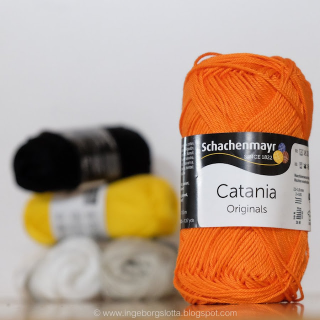 Catania bomullsgarn från Lankasatama