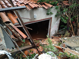REGIÃO / Estarmos vivos é um milagre, diz casal soterrado após casa desabar em Jacobina
