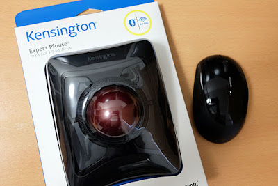 ケンジントン Expert Mouse ワイヤレストラックボール