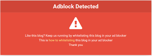 Script Anti Adblock Killer
