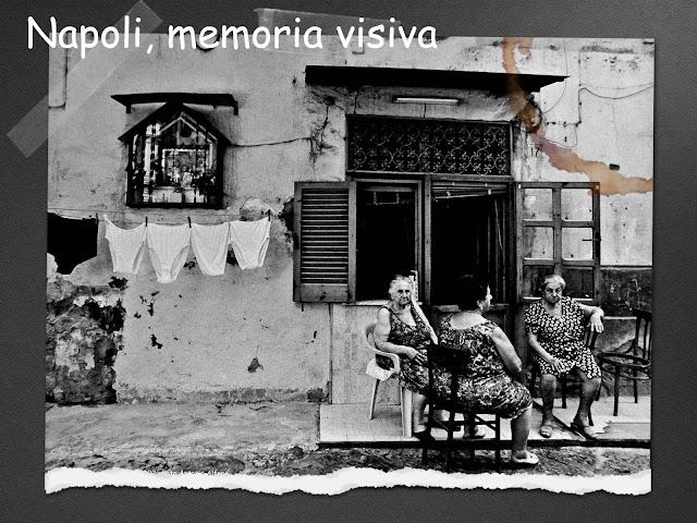 Napoli, memoria visiva