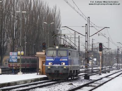 EP09-008 na stacji Kraków Płaszów