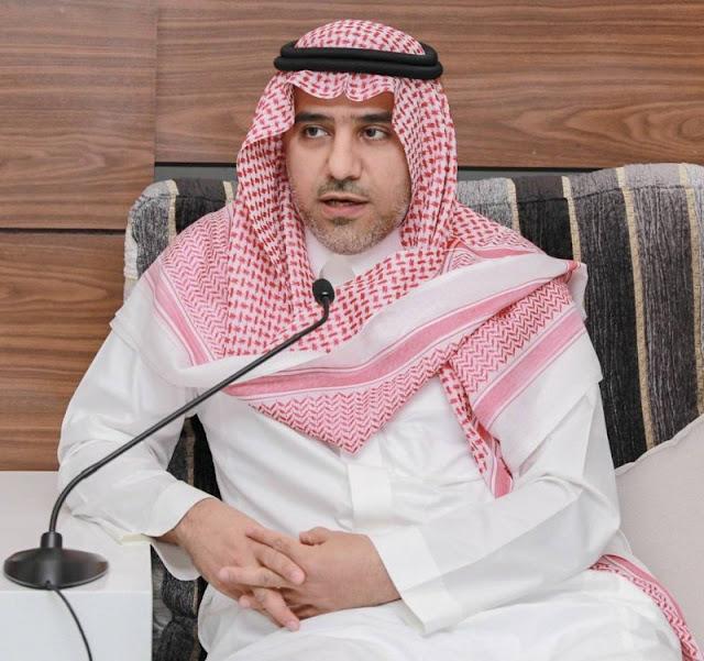 هشام الفالح وكيلاً لوزارة الداخلية