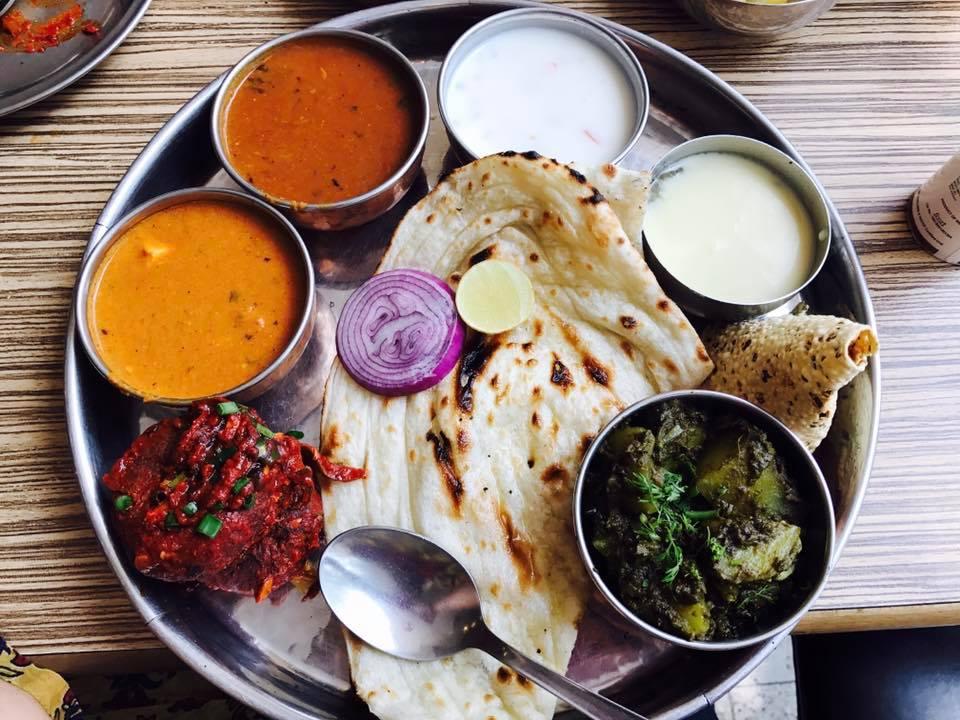famous indian food trickdump punjabi