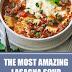 The Most Amazing Lasagna Soup