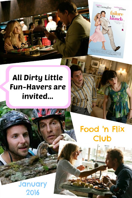 Failure to Launch for the Food 'n Flix Club's January 2016 pick