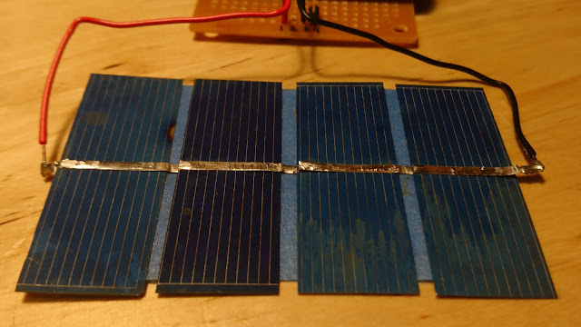 Solar Joule Thief Circuit Joule Thief Charge Curve For Low