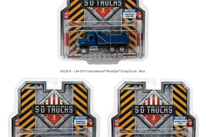 Greenlight SD Truck Series 3