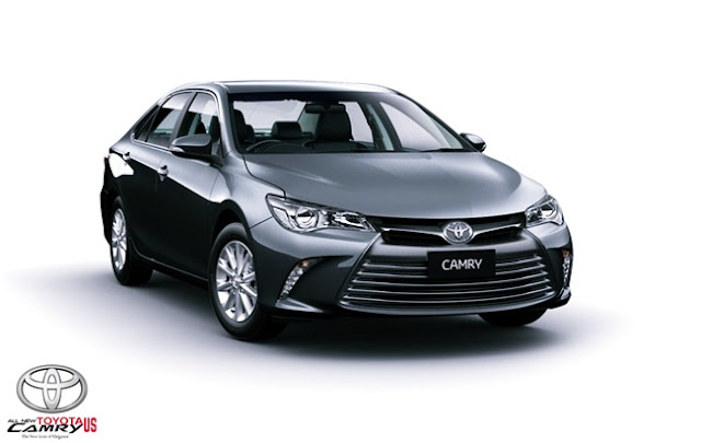 2016 Toyota Camry Altise Specs & Features