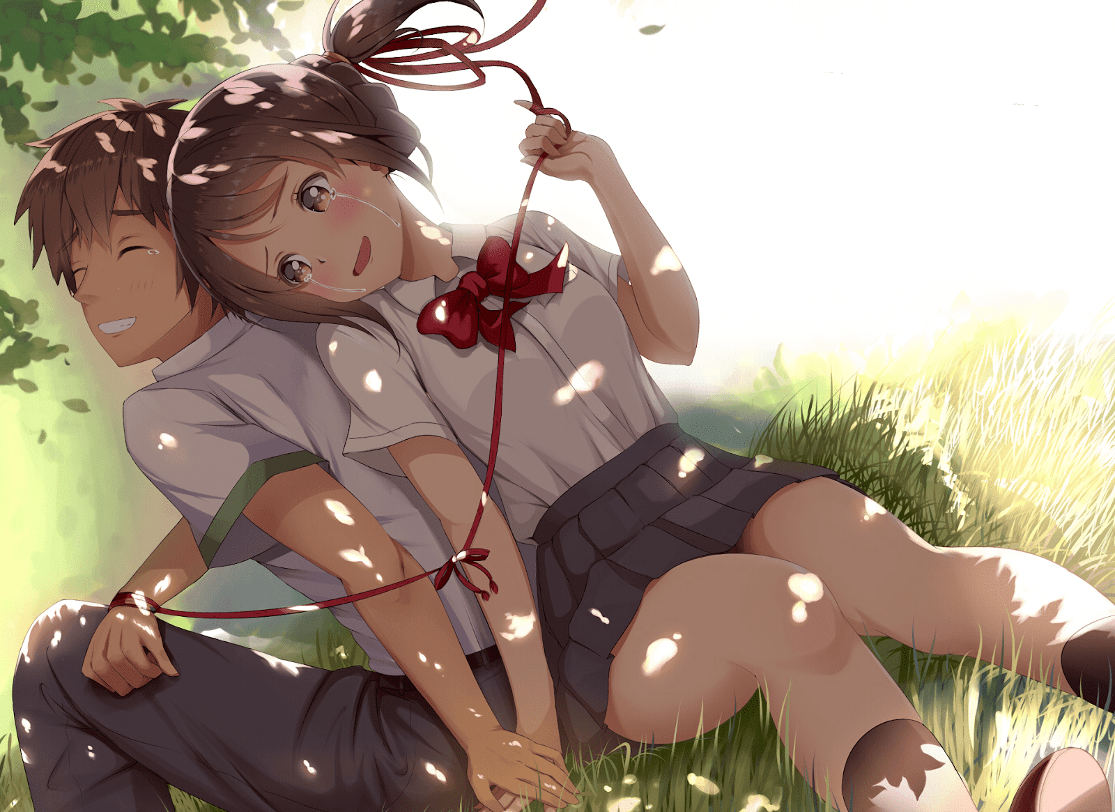 AowVN%2B%252855%2529 - [ Hình Nền ] Anime Your Name. - Kimi no Nawa full HD cực đẹp | Anime Wallpaper