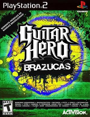Guitar Hero III Brazucas