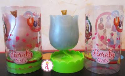 Игрушки с ароматами Цветочные принцессы из цветочного сада фей