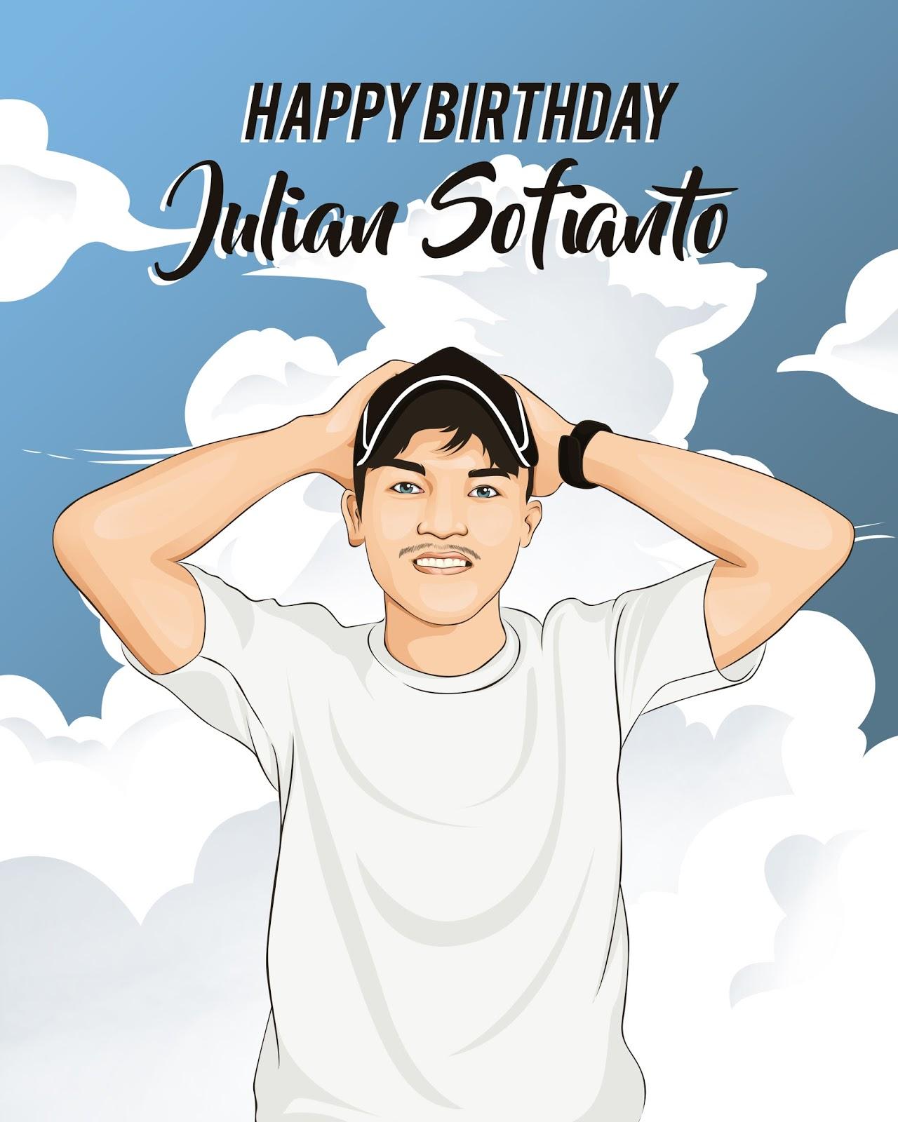 Jasa Vector Kartun Wajah ARTupayscom