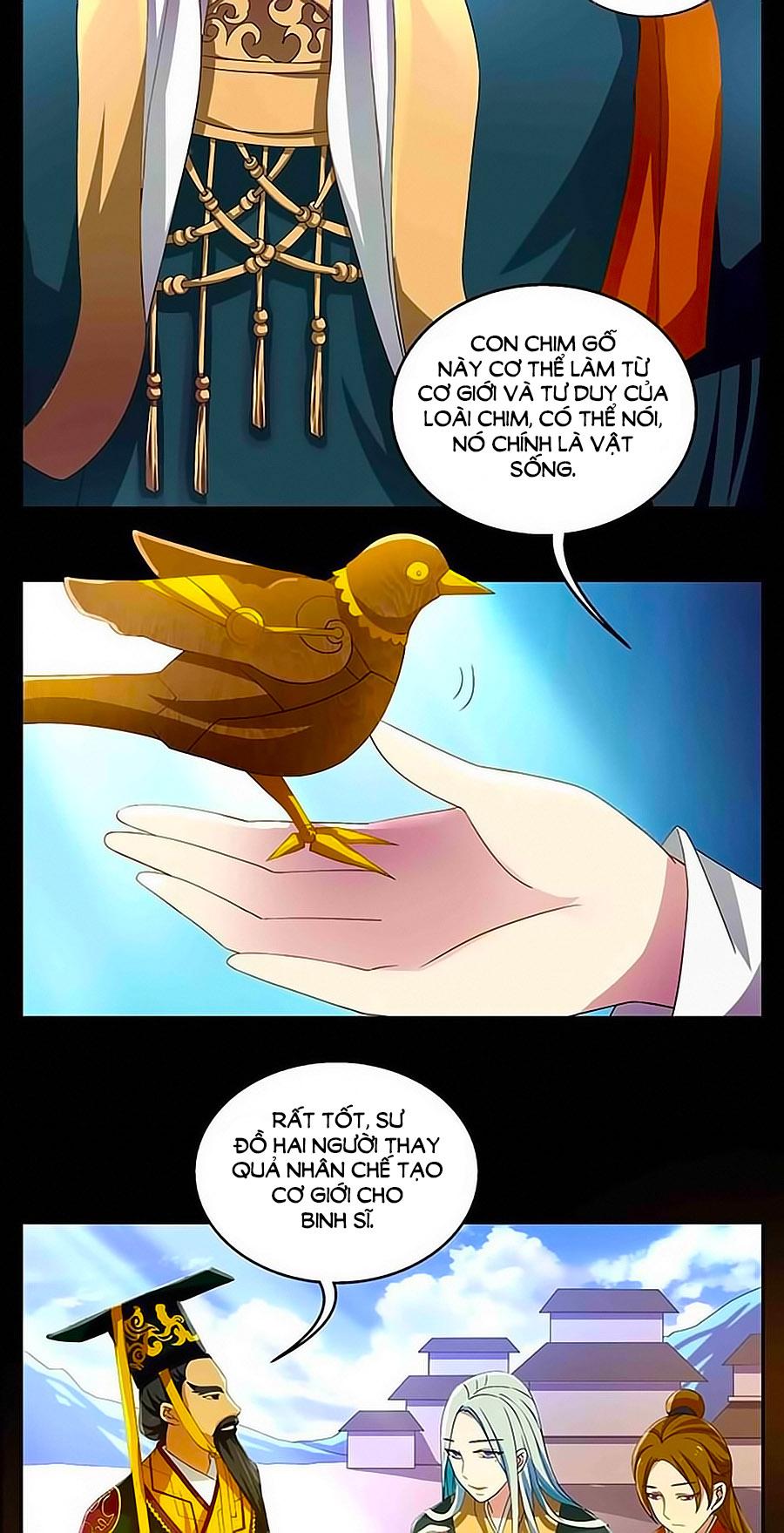 Bất Tử Y Sinh Tới Từ Tần Triều – Chap 17